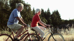 gastric bypass blog importance of exercise - couple being active